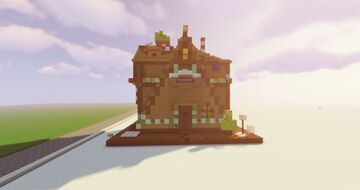 GUMMIES & MORE CANDY STORE Sugar N' Spice Collection Minecraft Map & Project