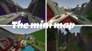 The Mini Map Minecraft Map & Project