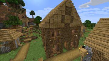tavern Minecraft Map & Project