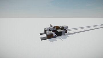 Lazareth Wazuma Snow Minecraft Map & Project