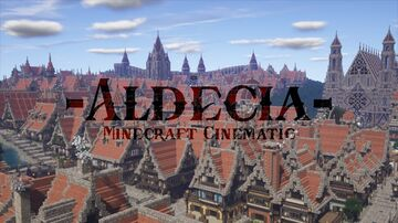 Aldecia Minecraft Map & Project