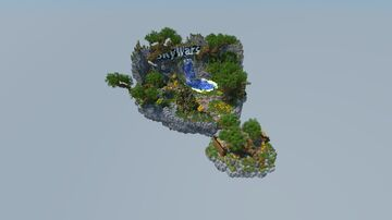 Lobby SkyWars for mineblock.pl   N-Builders Minecraft Map & Project