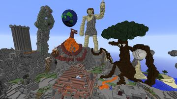 EPIC SPAWN! (Could be yours?) Minecraft Map & Project