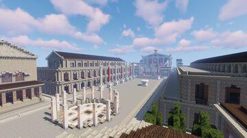 [CSM] Nautipolis, la ville antique | Nautipolis, the ancient city Minecraft Map & Project