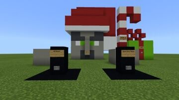Feed The Santa Evoker (Bedrock Edition Only) Minecraft Map & Project