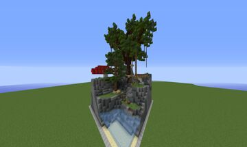 Nature | Plots - 09 Minecraft Map & Project