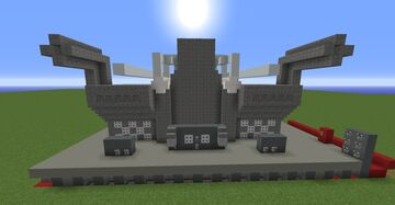 Banana Boiler Rhodesia Minecraft Map & Project