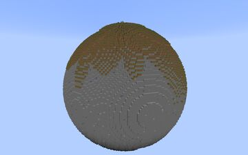The Sphere Survival 1.14.4 Minecraft Map & Project