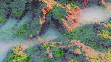 Terrain - 1024x1024 Minecraft Map & Project