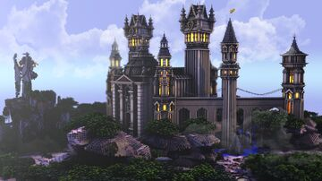 Cathedral di Meliorbr Minecraft Map & Project