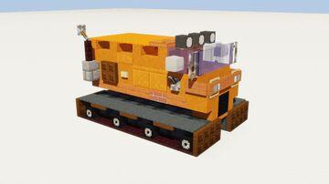 Thiokol Snowcat Minecraft Map & Project