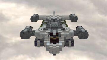 RI-39 Cargoship Minecraft Map & Project
