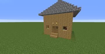Just a normal minecraft house Minecraft Map & Project