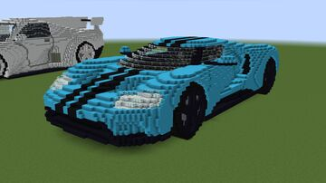 2017 Ford GT Minecraft Map & Project