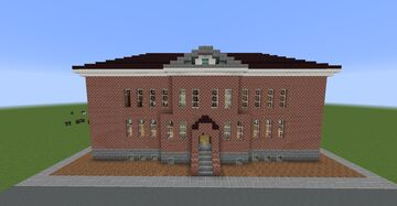 Aspen courthouse Ted Bundy Minecraft Map & Project