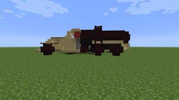 ZIL-157 fuel tanker Minecraft Map & Project