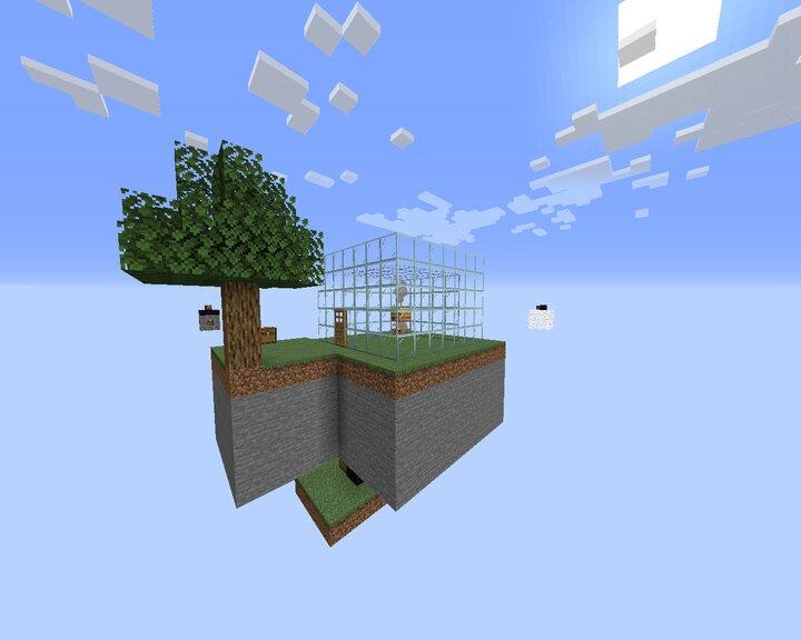 The Main BeeBlock island!