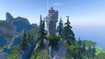 Kokotoni's Tower Minecraft Map & Project