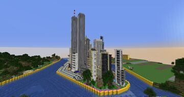 New York City Minecraft Map & Project