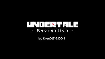 Undertale recreation Minecraft Map & Project