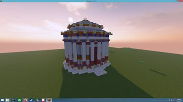 Tholos of Delphi Minecraft Map & Project