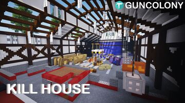 Kill House (COD) Minecraft Map & Project