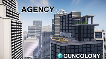 Agency (CS:GO) Minecraft Map & Project