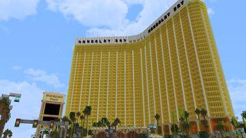 Las Vegas Minecraft Map & Project