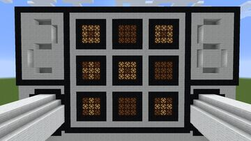 Tic Tac Toe with Singleplayer Minecraft Map & Project