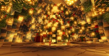 Christmas Schematics for contest Minecraft Map & Project