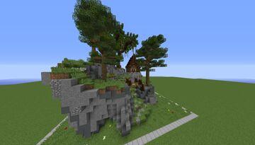 Small Custom Biome | Plots - 06 Minecraft Map & Project