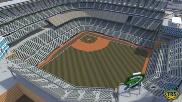 Target Field | TRS Minecraft Map & Project