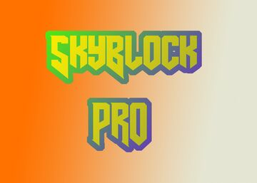 SkyBlock PRO | 3 BOOKS! | QUESTING FOR QUESTS | LEARN BOOK | LEVELLING SYSTEM | MORE THAN 3 DUNGEONS | ISLANDS | 1.8-1.8.9 | Minecraft Map & Project