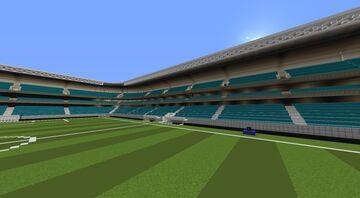 Bankwest Arena [STADIUM] Minecraft Map & Project