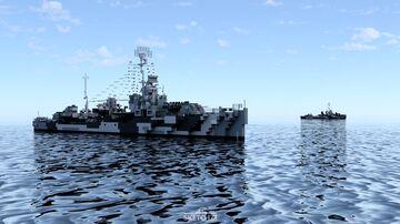USS Phelps (DD-360) Minecraft Map & Project