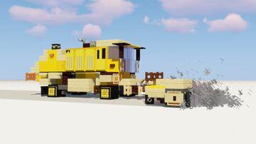 Oshkosh Snow Sweeper Minecraft Map & Project