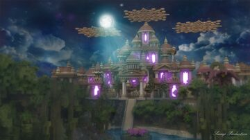 Spawn ¤Honoria¤  Megabuild By Smaqi Production [DOWNLOAD] Minecraft Map & Project