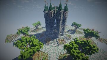 Spawn Plot Minecraft Map & Project