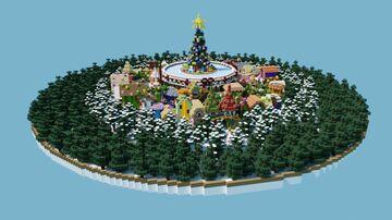 Christmas Town - Feliz Navidad Minecraft Map & Project