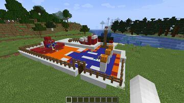 iBallisticSquid & stampylonghead's Christmas Rescue Challenge Minecraft Map & Project