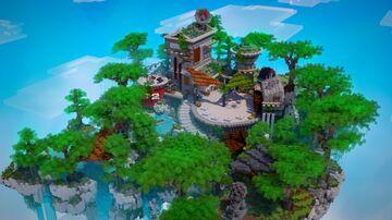 Planet Edurn Minecraft Map & Project