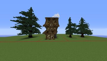 Special House | Pack - 09 Minecraft Map & Project