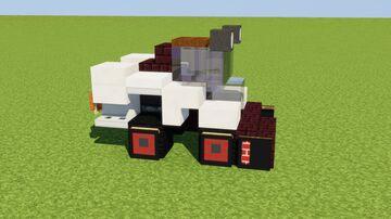Bobcat Skid Steer Loader Minecraft Map & Project