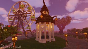 Synthesis Park   Season Summer Minecraft Map & Project