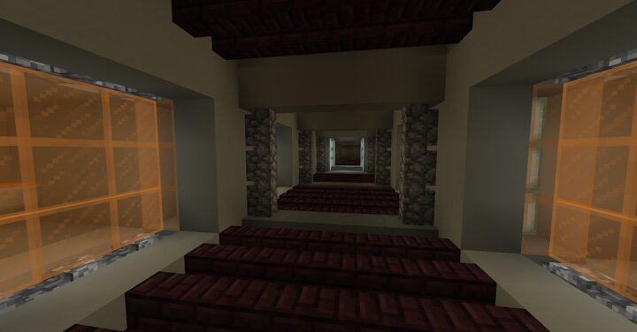 Brig Hallway
