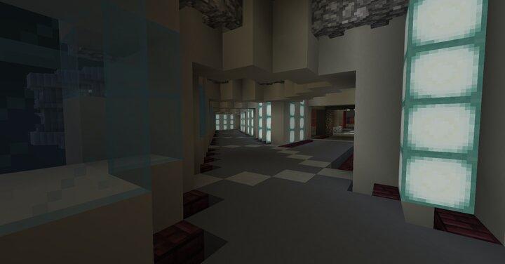 One of the hallways in the Venator