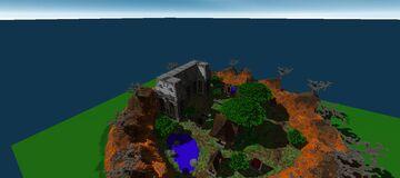 MİNECRAFT-SPAWN-  Freyja Builds Minecraft Map & Project
