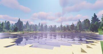 [1.14] Agesra - 8kx8k Realistic Terrain Minecraft Map & Project