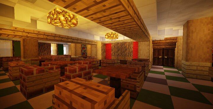 Cabin Class Lounge & Music Room