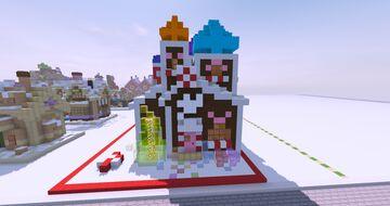 Meringue Manor|Sugar N' Spice Collection Minecraft Map & Project